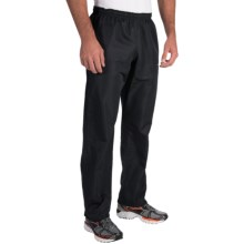 Brooks Essential II Wind Pants (For Men) in Black - Closeouts