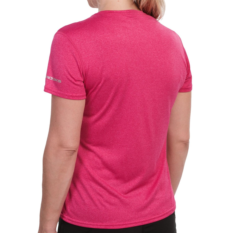 Brooks Ez T Ii Run Shirt For Women 7528d