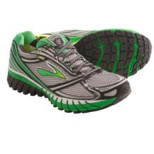 Brooks Ghost 6 Gore-Tex® Running Shoes - Waterproof (For Men) in Anthracite/Black/Silver/Fern/Sulpher Spring - Closeouts