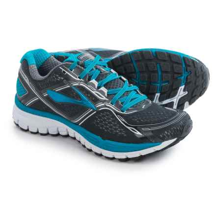 Brooks Ghost 8 Running Shoes (For Men) in Anthracite/Methyl Blue/White - Closeouts