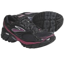 Brooks Ghost Gore-Tex® Running Shoes - Waterproof (For Women) in Anthracite/Black/Cerise/Viola/Silver - Closeouts