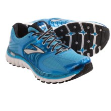 Brooks Glycerin 11 Running Shoes (For Women) in Aquarius/Dresden Blue/Black/Silver/Shocking Or - Closeouts