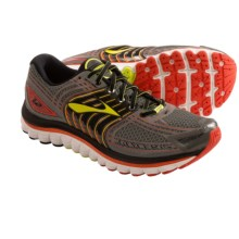 Brooks Glycerin 12 Running Shoes (For Men) in Castle Rock/Lime Punch/Torch - Closeouts