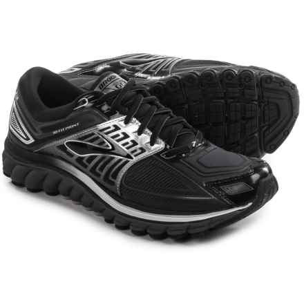 Brooks Glycerin 13 Running Shoes (For Men) in Black/Anthracite - Closeouts