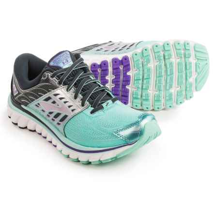 Brooks Glycerin 14 Running Shoes (For Women) in Aruba Blue/Anthracite/Purple Love - Closeouts