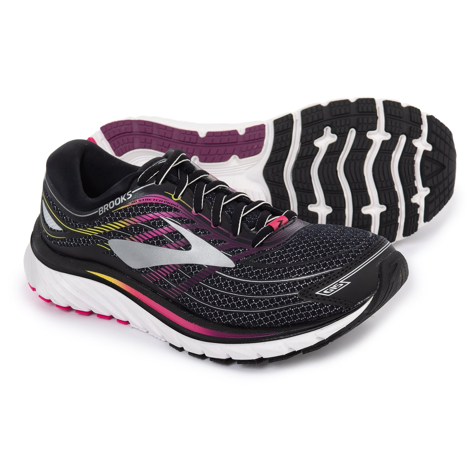 hot sale online 7c710 adf1a Brooks Glycerin 15 Running Shoes (For Women)