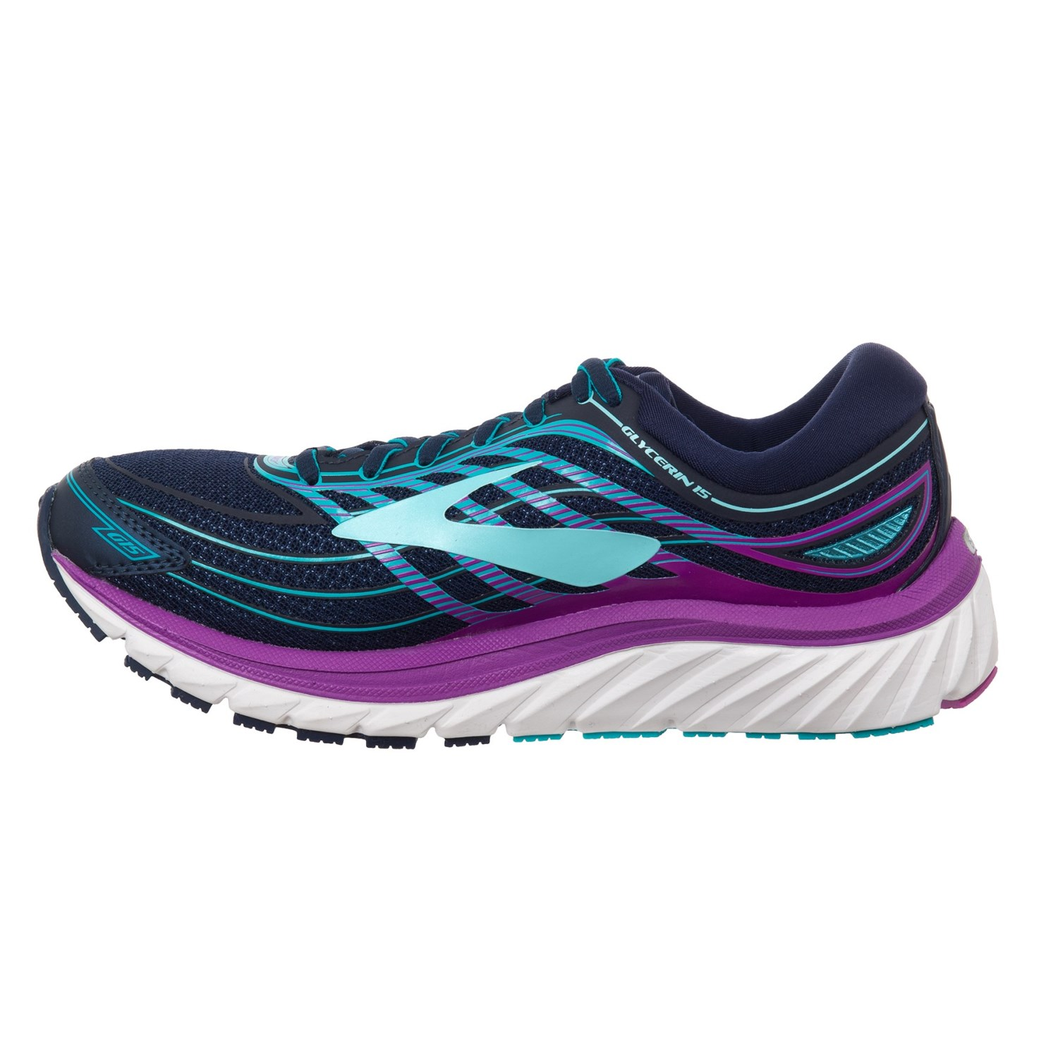 07468130f0759 Brooks Glycerin 15 Running Shoes (For Women)