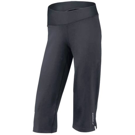 Brooks Glycerin II Capris (For Women) in Anthracite