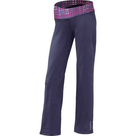 Brooks Glycerin III Pants (For Women) in Midnight/Midnight Hatch