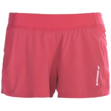 Brooks Glycerin Shorts (For Women) in Rouge - Closeouts