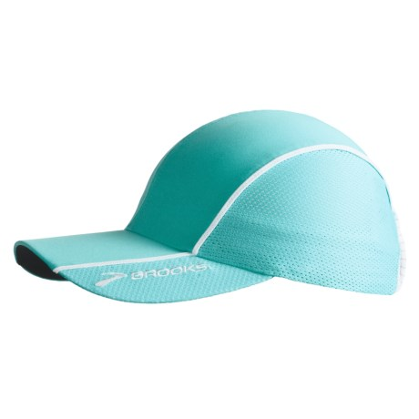Brooks HVAC Infiniti Mesh Hat (For Men and Women) in Helium