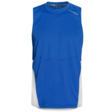 Brooks HVAC Synergy Shirt - UPF 40+, Sleeveless (For Men) in Olympic - Closeouts