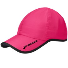 Brooks II Hat (For Men and Women) in Pomegranate - Closeouts