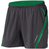 Brooks Infiniti II Notch Shorts - Built-In Mesh Brief (For Men)