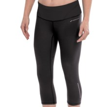 Brooks Infiniti III Capris (For Women) in Black - Closeouts