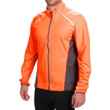 Brooks Infiniti Jacket IV (For Men) in Brite Orange/Anthracite - Closeouts