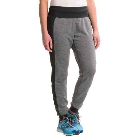 Brooks Joyride Running Pants (For Women) in Heather Black - Closeouts