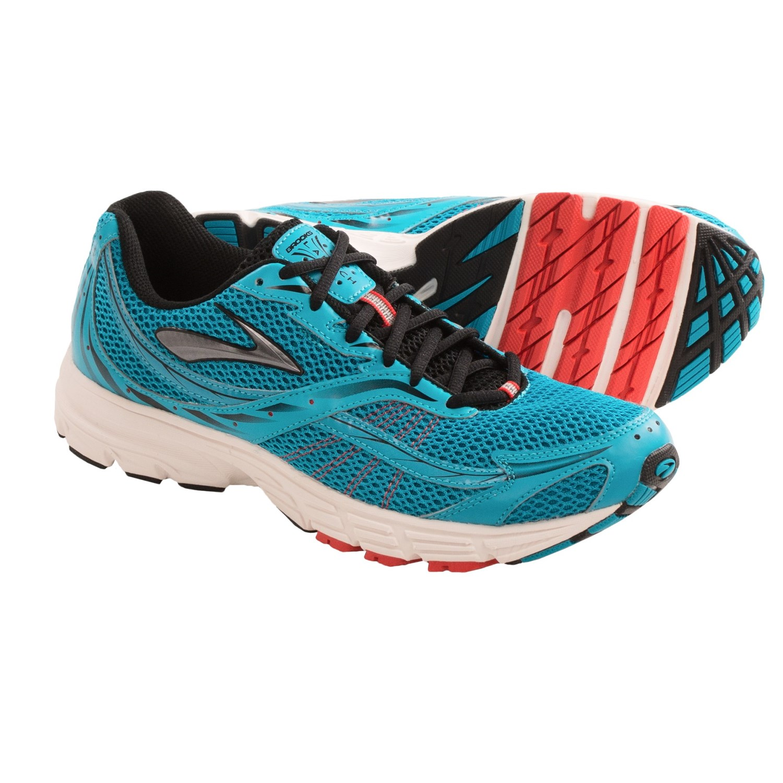 Brooks Launch Cross Training Shoes (For Men) in Caribbean Sea/Black