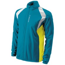 Brooks LSD Lite Jacket II (For Men) in Atlantic/Sulphur - Closeouts