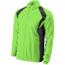 Brooks LSD Lite Jacket II (For Men) in Brite Green - Closeouts