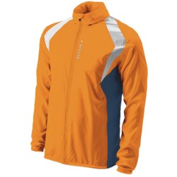 Brooks LSD Lite Jacket III (For Men) in Anthracite/Lava