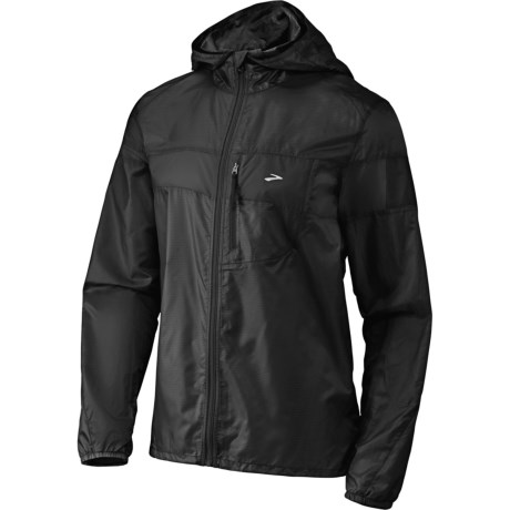 Brooks LSD Lite Jacket III (For Men) in Black
