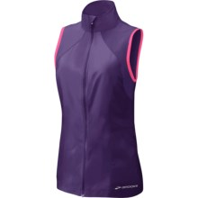 Brooks LSD Lite Vest (For Women) in Eggplant/Brite Pink - Closeouts