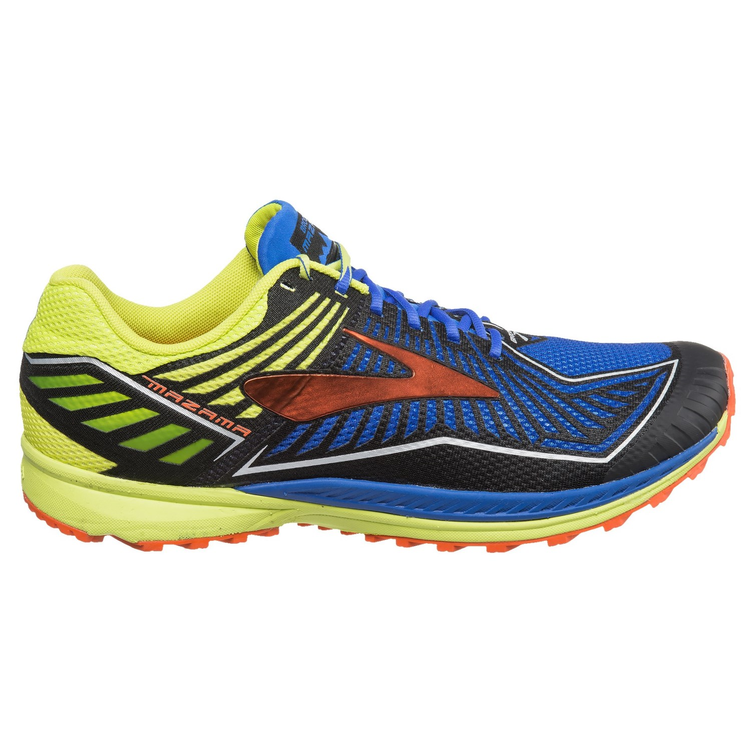 Trail Men Brooks Mazama Shoesfor Running 7IgbvYf6y