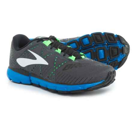 Brooks Neuro 2 Running Shoes (For Men) in Anthracite/Electric Brooks Blue/Green Gecko - Closeouts