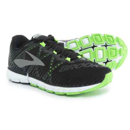 Brooks Neuro 2 Running Shoes (For Men) in Black/Nightlife/White - Closeouts
