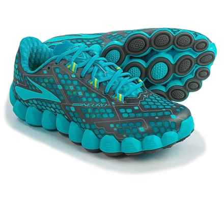 Brooks Neuro Running Shoes (For Women) in Atomic Blue/Bluefish/Nightlife - Closeouts