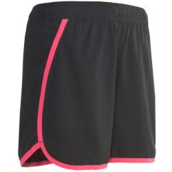 Brooks Pacer II Shorts (For Women) in Aqua