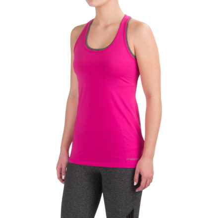 Brooks Pick-Up Tank Top (For Women) in Bloom - Closeouts