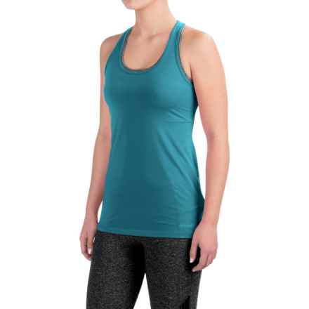 Brooks Pick-Up Tank Top (For Women) in River - Closeouts
