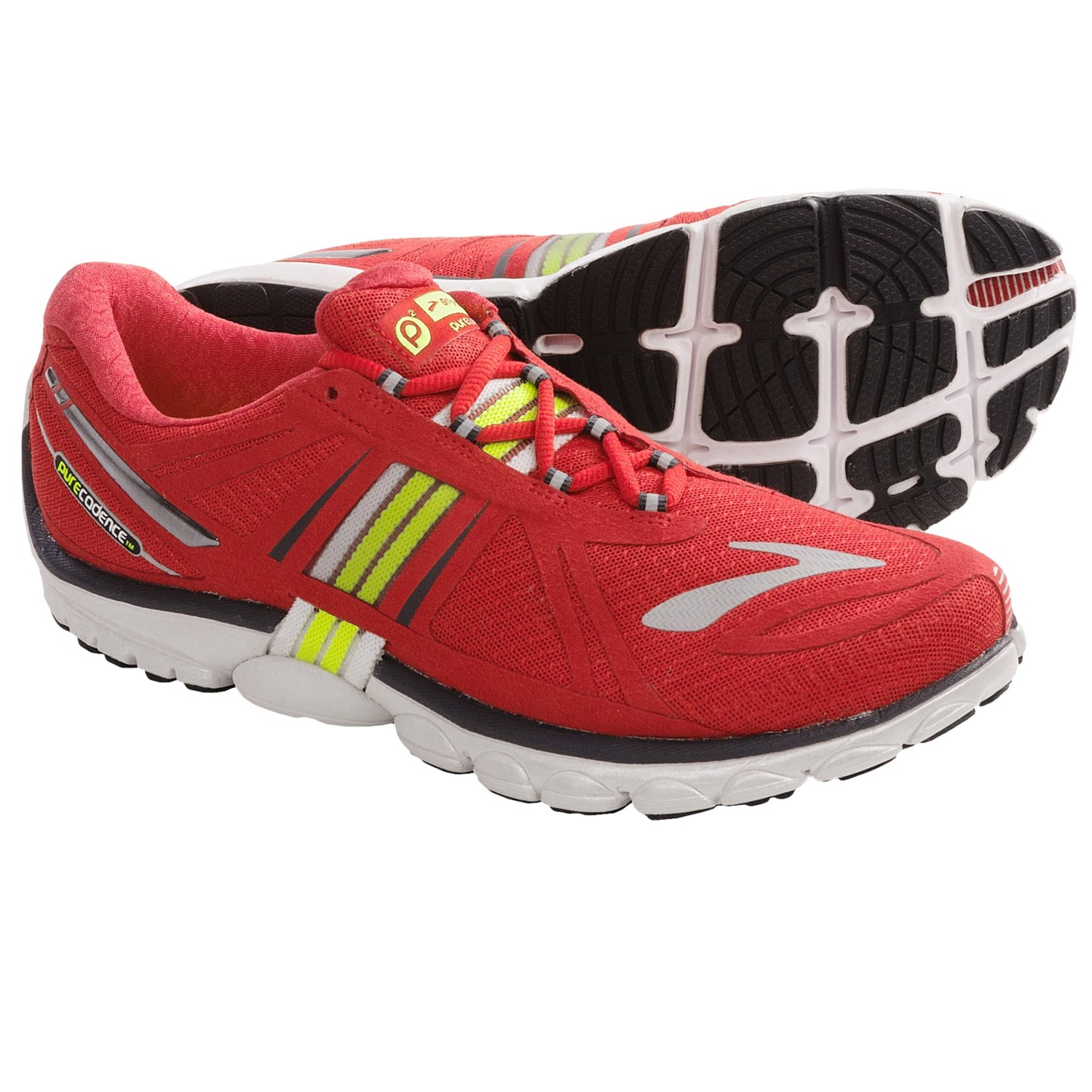 purecadence 2 running shoes minimalist for