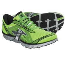 Brooks PureCadence Running Shoes - Minimalist (For Men) in Green Gecko/Speed Green/Black - Closeouts