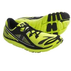 Brooks PureDrift Running Shoes - Minimalist (For Men) in Black/Anthracite/Electric Blue/Shocking Orange