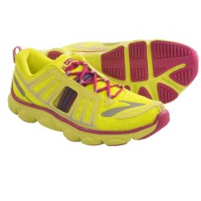 Brooks Pureflow 2 Running Shoes (For Big Kids) in Citrus/Nightlife/Cactus Flower - Closeouts