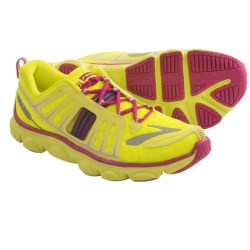 Brooks Pureflow 2 Running Shoes (For Big Kids) in Citrus/Nightlife/Cactus Flower