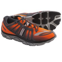Brooks PureFlow 2 Running Shoes - Minimalist (For Men) in Shocking Orange/Anthracite/Silver/White - Closeouts