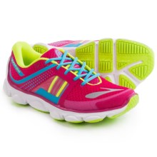 Brooks Pureflow 4 Running Shoes (For Little and Big Girls) in Magenta/Blueatoli/Nightlife - Closeouts