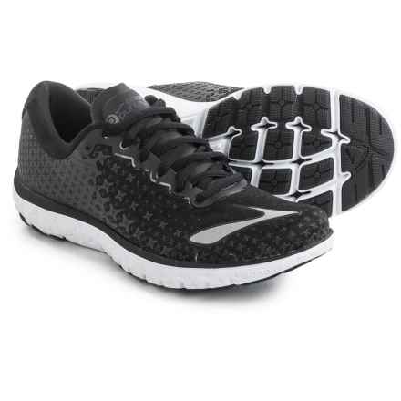 Brooks Pureflow 5 Running Shoes (For Women) in Black/Anthracite/White - Closeouts