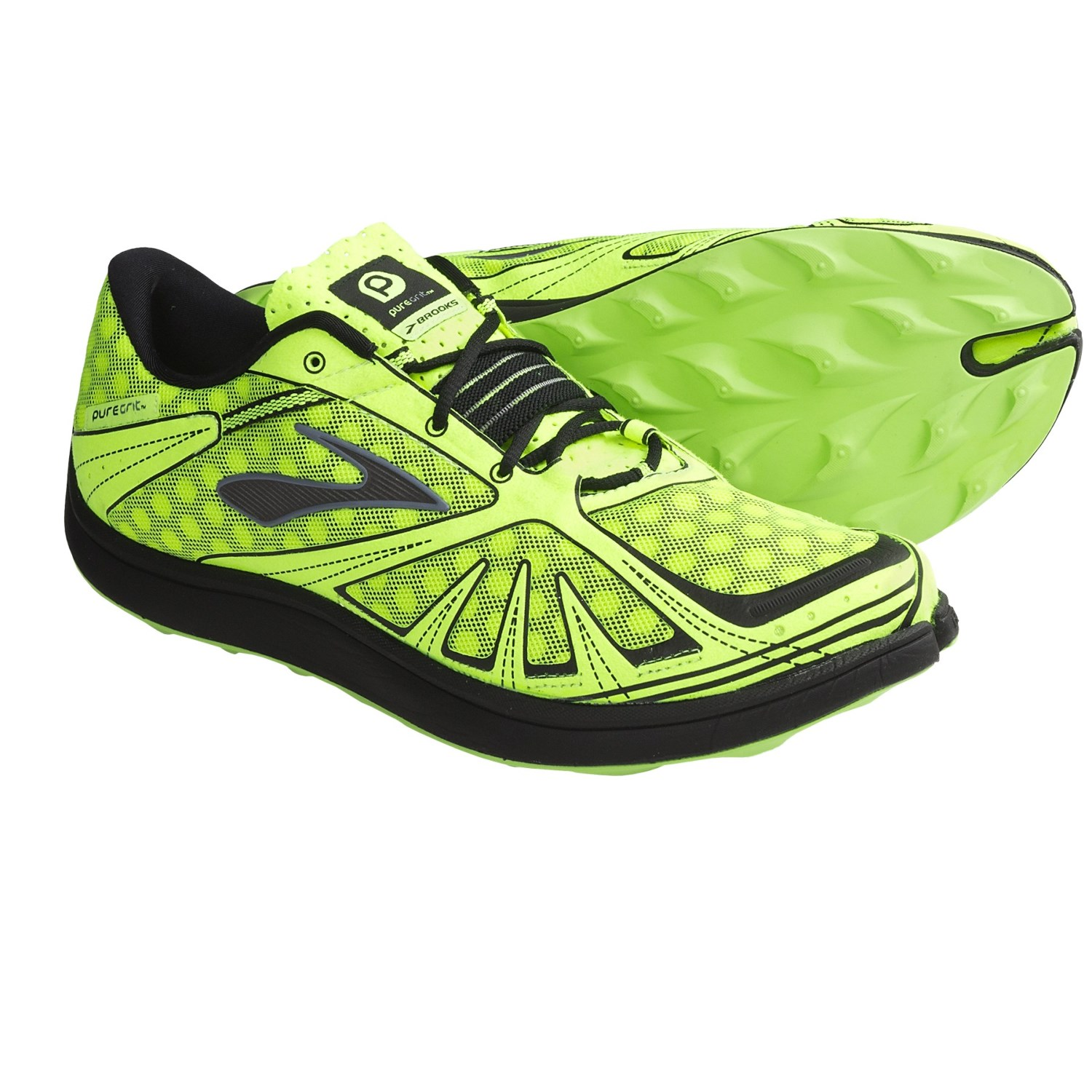 Trail And Pavement Running Shoes