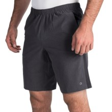 "Brooks PureProject 10"" Shorts (For Men) in Heather Black - Closeouts"
