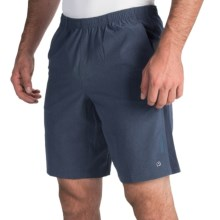 "Brooks PureProject 10"" Shorts (For Men) in Heather Midnight - Closeouts"