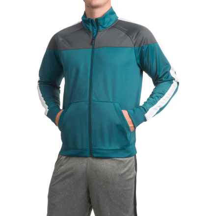 Brooks Rally Running Jacket (For Men) in River/Asphalt - Closeouts