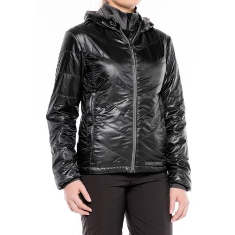 Brooks-Range Azara Hooded PrimaLoft® Jacket - Insulated (For Women) in Black