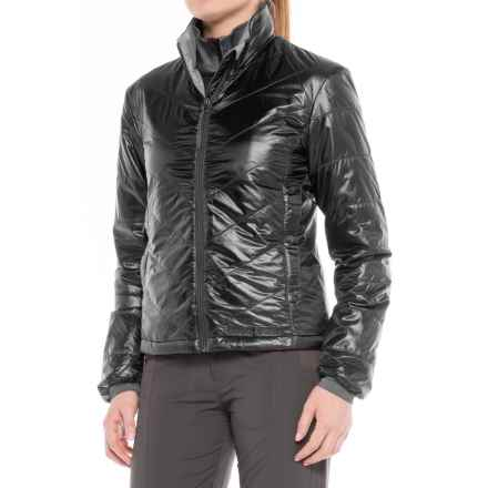 Brooks-Range Azara PrimaLoft® Jacket - Insulated (For Women) in Black - Closeouts