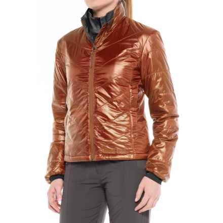 Brooks-Range Azara PrimaLoft® Jacket - Insulated (For Women) in Bombay Brown - Closeouts