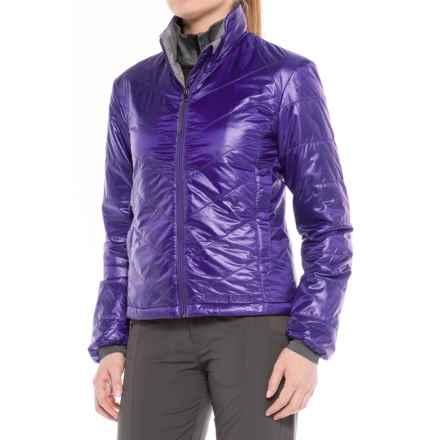 Brooks-Range Azara PrimaLoft® Jacket - Insulated (For Women) in Dark Orchid - Closeouts